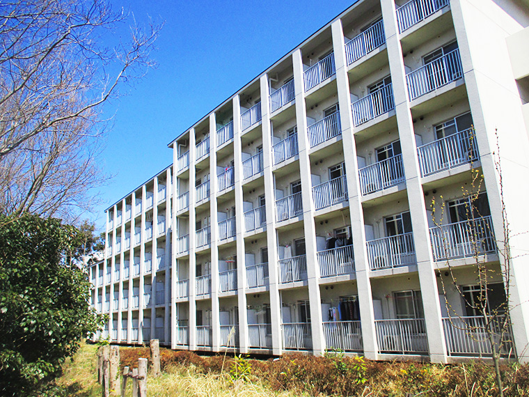 Minesawa International Student Dormitory